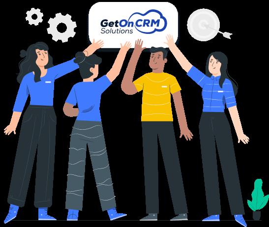 GetOnCRM Mission