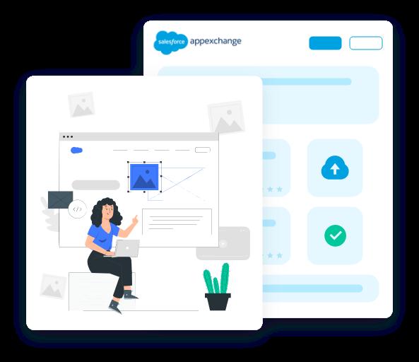 Salesforce Appexhcange Listing