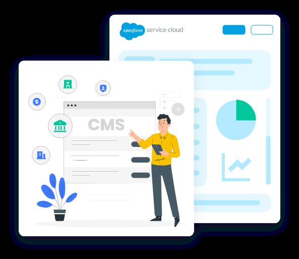 Salesforce Service Cloud Services