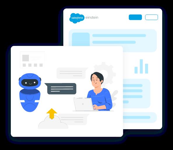 Salesforce Einstein Implementation Services